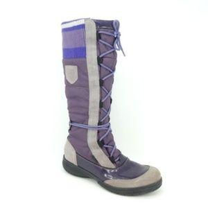 Aldo Tall Winter Fleece Lined Snow Boots